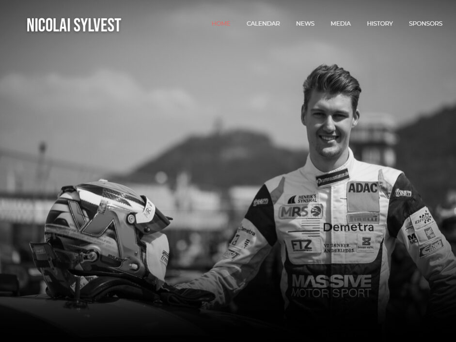 Motorsport website