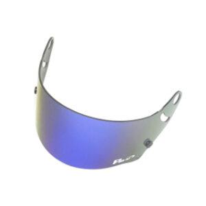 Fm-v Plus mirror coating visor PURPLE BLUE DARK SMOKE CK-6S