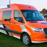 Mercedes sprinter livery motorsport