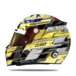 Stilo helmet design