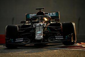 Formula 1 helmet design
